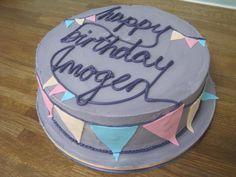 Happy Bunting Birthday!