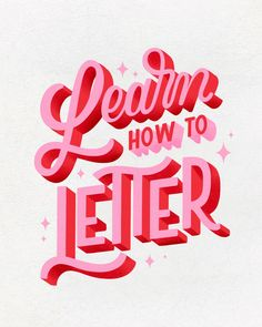 ✏️ Grab 25% OFF my most popular course today! 😊 In this course I teach you all my handlettering fundamentals as well as the business side of lettering! Including:  ✨Contracts, responding to a lead, pricing, and more!  I even provide a list of my very own pricing to give you a better idea for how to price yourself. There's a ton of information that I've put into this course and you can grab it today for just $75 🙌🏼 Hand Typography, Hand Lettering Alphabet, Typography Quotes, Brush Lettering, Cursive Letters, Creative Lettering, Lettering Design, Psychedelic Typography, Wall Sticker Inspiration