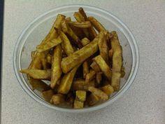 GOLLERIAS--Platano verde frito encaramelado con miel de caña---comida panameña | Tu me hiciste gollerias | Flickr - Photo Sharing!
