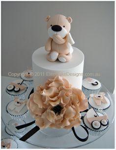 mini pasteles mini pastelitos baby shower cupcakes 236x306