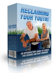 Reclaiming Your Youth - Ebook and Audio Series (MRR)