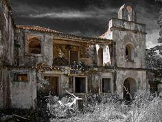 sitios abandonados em braga