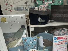 Five Fabulous Shops You Must Visit in St Ives, Cornwall. Including gifts, children's clothing and groceries. St Ives Cornwall, Blogging, Saints, Window, Shopping, Santos, Windows, Blog