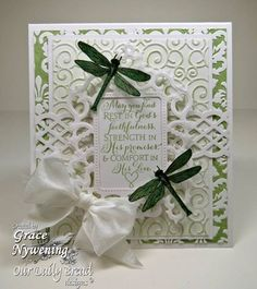 Comforting Wishes by scrappigramma2 - Cards and Paper Crafts at Splitcoaststampers