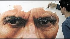 Father - hyper realistic oil painting on canvas - fabiano Millani - YouTube