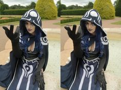 Stare At Magic: The Gathering's Jace Beleren For 3D Cosplay