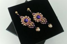 Check out this item in my Etsy shop https://www.etsy.com/listing/588398994/elegant-earrings