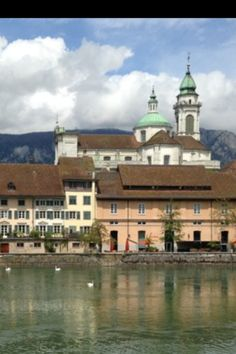 Solothurn Swiss Travel, Central Europe, Black Forest, Switzerland, Places Ive Been, Life Is Good, Taj Mahal, Past, To Go
