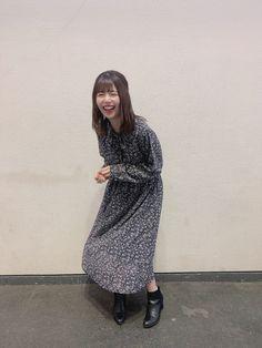 Japan Girl, Normcore, High Neck Dress, Dresses, Style, Idol, Fashion, Turtleneck Dress, Vestidos