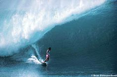 Gerry Lopez 1970's Pipeline
