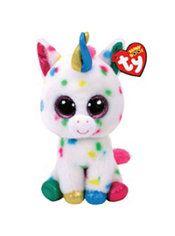 e02fe28eae9 Harmonie Beanie Boo Unicorn Plush Party City Ty Toys
