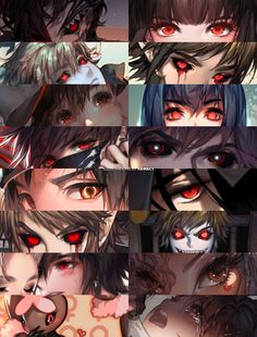 when red eyes fetish is a serious medical condition
