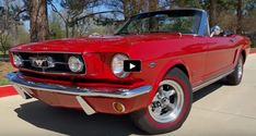 Cool Ford: Sweet 1965 Ford Mustang A-Code Convertible Build...  Ford Mustang Check more at http://24car.top/2017/2017/04/10/ford-sweet-1965-ford-mustang-a-code-convertible-build-ford-mustang/