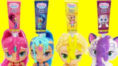 Today we learn colors with Shimmer and Shine bath toys and bath paint. This Nick Jr Bathtime set and toys toys are like those you can find from Frozen Paw Patrol and Finding Dory.  Subscribe here to never miss a video: https://www.youtube.com/channel/UCsRW8ikkc-uISUXtNKBfFcw?sub_confirmation=1  Sparkle Spice is a channel where we make learning videos for preschools babies and toddlers open a lot of surprise toys for kids and toy reviews. You will find videos of Paw Patrol PJ Masks Spiderman…