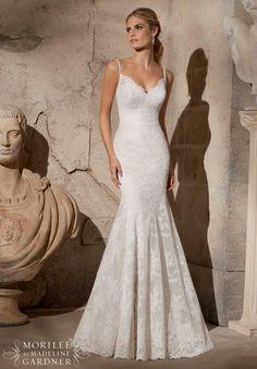 Wedding Bridal Gowns - Designer Morilee – Wedding Dress Style 2704