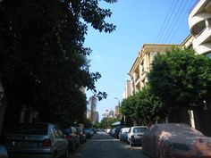 Menouf Street in 1 Article in Arabic about Heliopolis Town in Cairo, Egypt - 26 September 2007   Wikipedia_2010