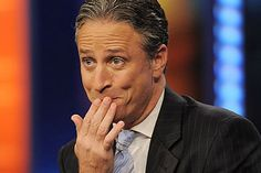 A great list of Jon Stewart's greatest moments, as his tenure on 'The Daily Show' ended last night. We'll miss you, Jon.