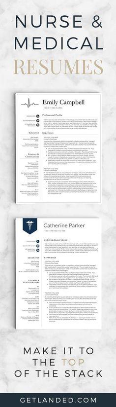 nursing resume example Nursing Pinterest Nursing resume - example of a nursing resume
