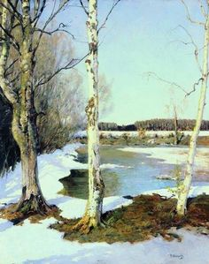 Остроухов И. С. 1891