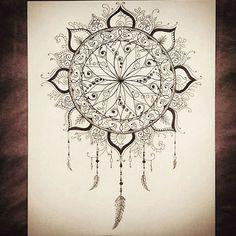 Henna Designs By Lindsay Henna Mandala, Mandala Drawing, Henna Art, Mandala Tattoo, Mandala Art, Tattoo Drawings On Paper, Henna Drawings, Henna Designs On Paper, Henna Tattoo Designs