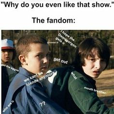Image result for stranger things meme