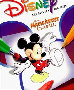 Disney Magic Artist Classic Jewel Case All Ages ** Continue to the product at the image link.