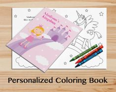 Personalized Gnome Activity Book. A Custom Coloring Book with your ...