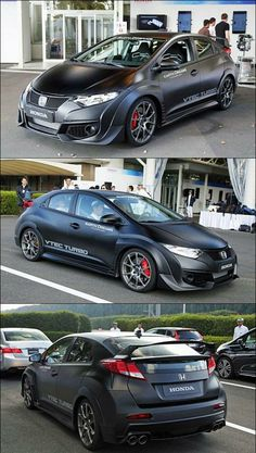 Honda Civic Type R Oh Yeah Baby Me All The Way