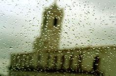 Behind the Raindrops