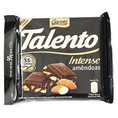 Ealento Chocolate, Garoto, Brazil.