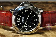 Panerai Pam 312....  3 day power reserve 44mm Automatic...  Skeleton Back