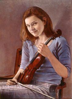 Janine Jansen, Violinist