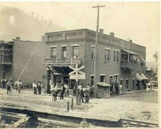 Matewan in the 20's.