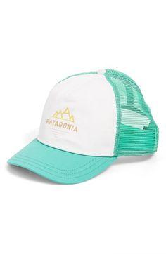 af76f7f2865 Patagonia  Peak to Paddle  Trucker Hat