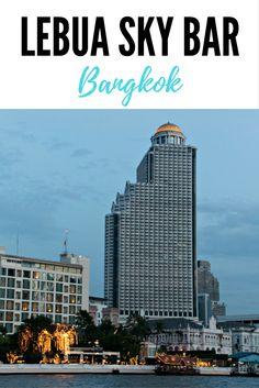 """Lebua Sky Bar, Bangkok: Rooftop Bar aus """"Hangover 2"""". Im Reiseblog erzähle ich euch alles, was ihr für euren Besuch der Rooftop Bar wissen müsst – zu Lage und Anreise, Öffnungszeiten, Preisen und Dresscode."""