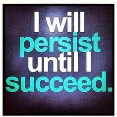 Não há objectivo que estabeleça para si próprio que não possa ser alcançado, nem sonho que não possa ser realizado. É tudo uma questão de persistência. Se queres ser bem  sucedido clica no link abaixo: http://www.luisaeantonio.com/luisa1