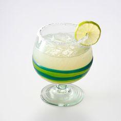 Fresh Lime Margaritas Recipe from Taste of Home
