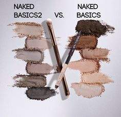 kandeej.com: BRAND NEW Urban Decay Naked Basics 2 Palette Review & Swatches