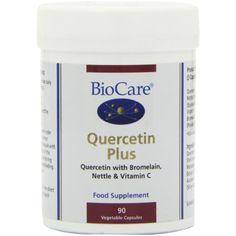 Biocare Quercetin Plus (quercetin  #VitaminsDietarySupplements