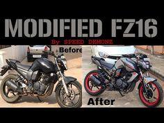Yamaha Fz Bike, Yamaha Motorcycles, Old Bikes, Classic Bikes, Super Bikes, Racing, Writers, Vehicles, Hero