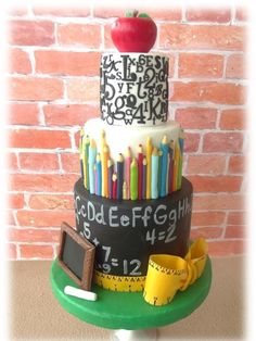 First day of school 2015 by CakeMatters