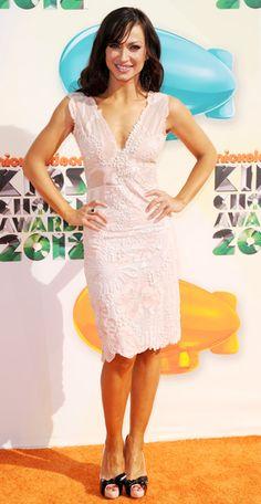 Karina Smirnoff  -  Dancing With the Stars pro