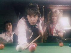 Watch Paul McCartney Play Pool in a Lost Wings TV Ad via Rolling Stone.