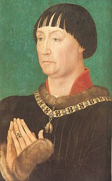 Workshop of Rogier van der Weyden — Portrait of Jean de Belliqueux, first Duke of : The Louvre, Paris. Wives Of Henry Viii, King Henry Viii, European History, British History, Tudor History, Mark Rothko, Mary Tudor, Anne Of Cleves, Plantagenet