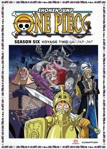 FUNimation Streams New 'One Piece' Dubbed Anime Episodes Ahead of DVD Release