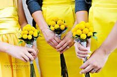 bouquet cortège
