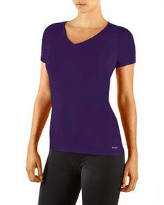 Tommie Copper Short Sleeve V-Neck Shirt l Women's Active Fit  (Note: Color is seasonal)