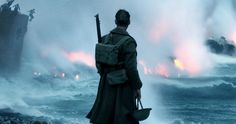 First Dunkirk Poster Teases Christopher Nolan's WWII Epic -- Warner Bros. has released the first official poster for director Christopher Nolan's upcoming true story drama Dunkirk. -- http://movieweb.com/dunkirk-movie-poster-2017-christopher-nolan/
