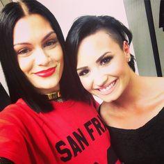 Jessie J y Demi Lovato unen sus voces en tema Bang Bang (VIDEO ...