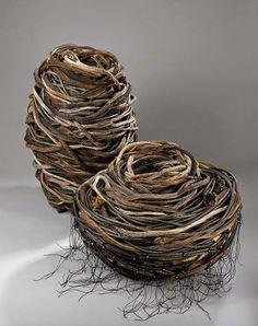 boni-bo:  Contemporary Basketry: Kelp